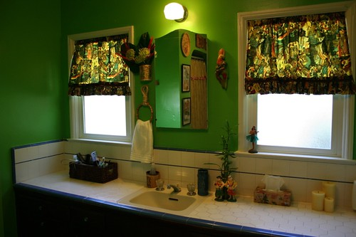 Tiki Bathroom 2.0