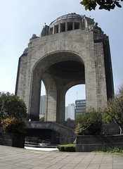 The monument to the revolution