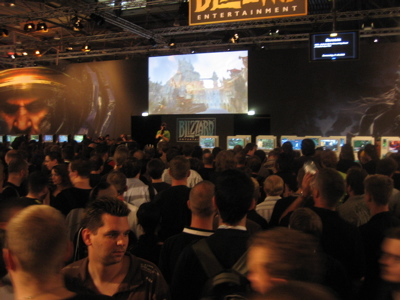 Wrath of the Lich King Trailer Premiere @ GC2008