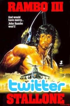 Rambo 3 Live! on Twitter