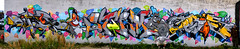 Shine crazy diamonds. (Heavy Artillery) Tags: storm copenhagen graffiti artillery ha heavy gebes giroe jiroe