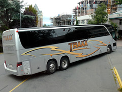 Traxx Coachlines Setra S417 (indyinsane) Tags: bus buses vancouver coach bc britishcolumbia transportation masstransit charter setra masstransportation charterbus highwaycoach privatebus buspictures privatecoach s417hdh chartercoach privatecoaches privatebuses