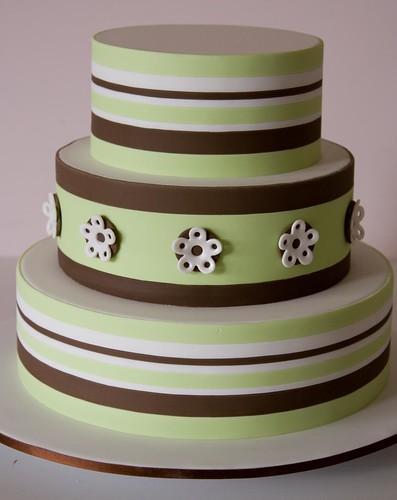 Rouv's Wedding Cake
