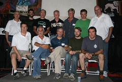 Cast and Crew of the first Audio Underground Roadshow