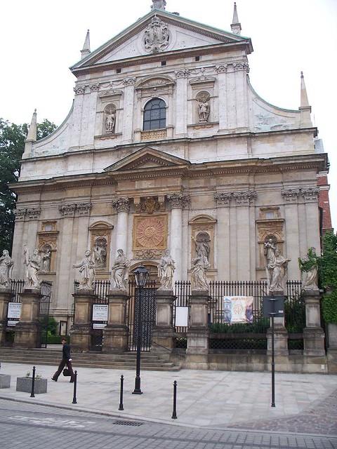 Krakow - Nice Church