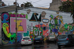 Arthur Verona (Cone of Cold) Tags: graffiti nikon billboard romania 50mmf18d d40 arthurverona