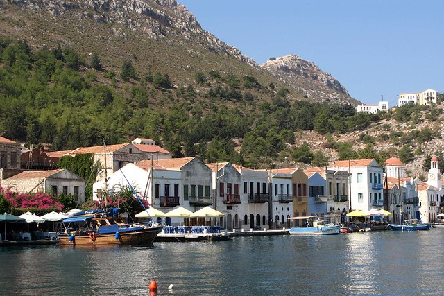 Greek island Meis - short visit