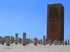 Rabat - Torre de Hassan (_madmarx_) Tags: africa sky tower stone nikon torre morocco hassan marruecos rabat piedra columnas madmarx