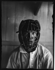 Portrait of Vic (?) Willis, baseball player