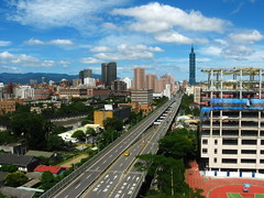 Taipei 101 | One Fine Day on NTUST Research Bu...