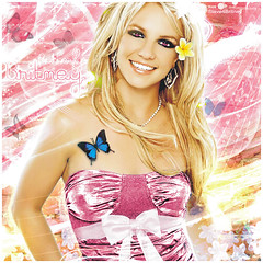 Britney Spears [Butterfly Colors] ( Omar Rodriguez V.) Tags: pink flowers art nature colors beautiful fashion rose diamonds silver butterfly magazine stars lights photo rainbow artwork glamour shiny shoot purple princess spears circus album butterflies diamond sparkle popart fantasy cover bow ribbon earrings draw blackout omar britney vector rodriguez corel photopaint inthezone womanizer vectores slave4britney