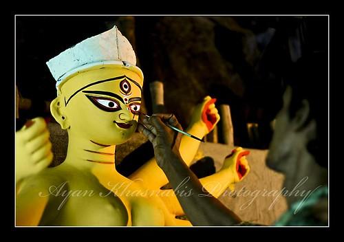 Come Mother | Kumortuli (Kolkata)