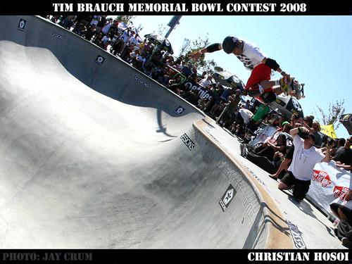 Christian Hosoi - TBM 2008