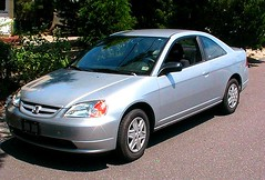 2003 07 xx - Honda Civic LX