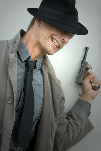 shooting de l'Inspecteur