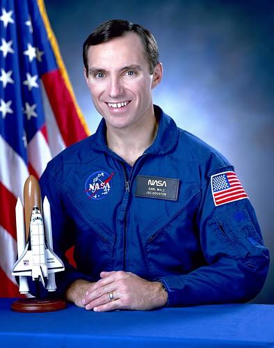 L'Astronaute Carl WALZ prend sa retraite 3082539527_3d82acede8