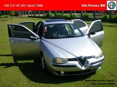 Alfa Romeo 156 nov 08 12 (renato155) Tags: brazil sport br 1999 porto 25 alfa romeo alegre rs v6 156 24v alfaromeobr