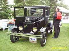 Ford Model T Doctor Coupe