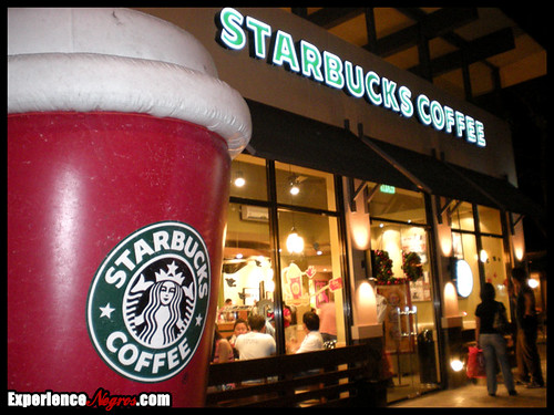 Starbucks brewing a worldwide experience
