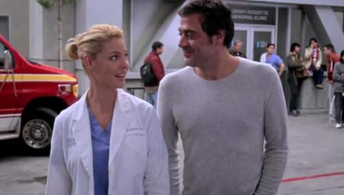 Jeffrey Dean Morgan in Grey's Anatomy by The School of Jeffrey Dean Morgan.
