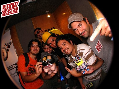 Beatxperience Crew en SHOWBEATS