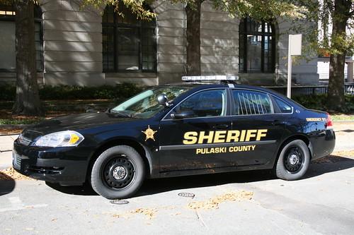 Pulaski County Sheriff (Little Rock)