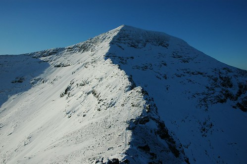 Ben More's North East Ridge