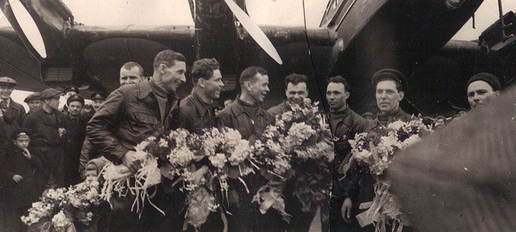 Москва 11.05.1941. Фото Б.Вдовенко