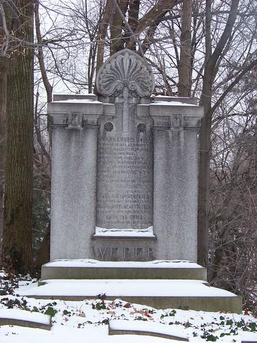 Weber Monument