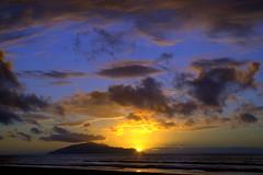 Blue Gold Sky