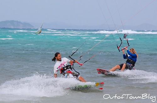 Bulabog Beach Kite Boarding