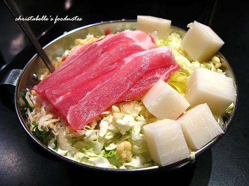 ten屋豬肉起司麻糬好吃燒材料