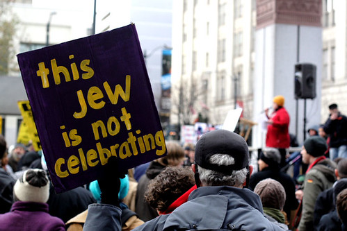 This Jew is Not Celebrating