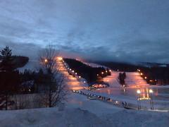 Tahko slopes