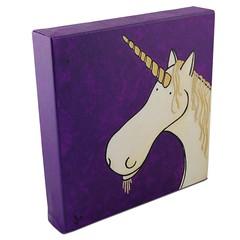 unicorn - facing right