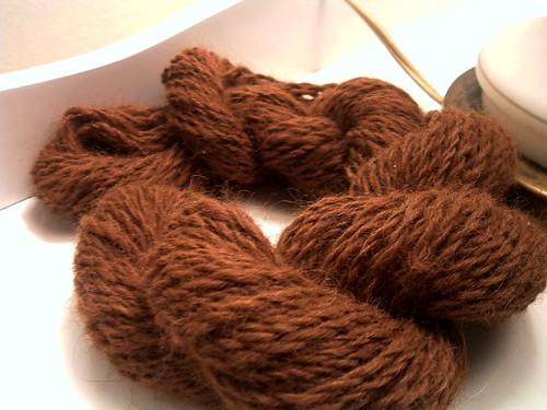 Handspun Alpaca 2-Ply