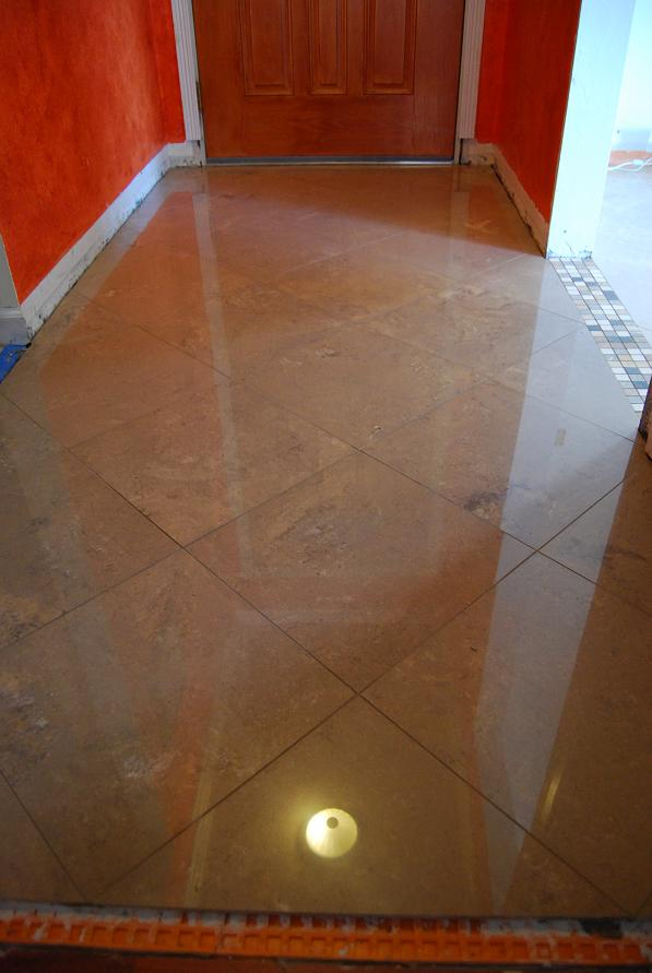 Gap Between Base Molding And Floor Ceramic Tile Advice