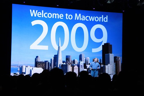 Thumb Resumen de Apple Macworld 2009