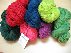 New Malabrigo Worsted