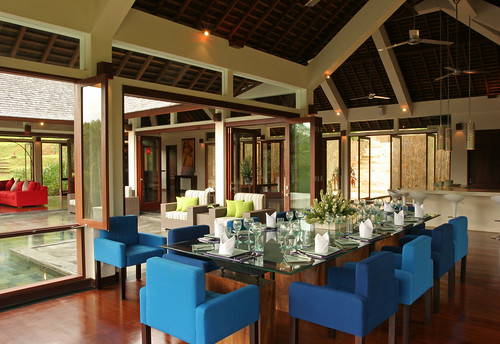 The Arsana Estate - Dinning Room