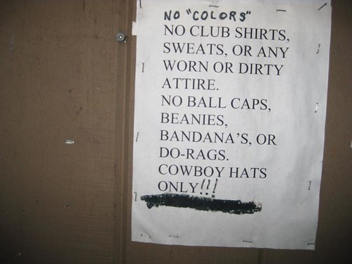 cowboy hats only!!!