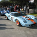 Ford GT40 and Ferrari 250 GTO