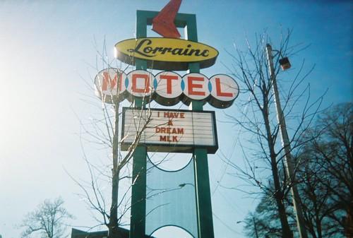 Lorraine Motel, by Eva