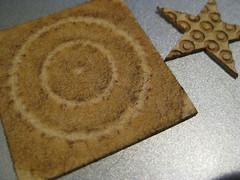flat sponges