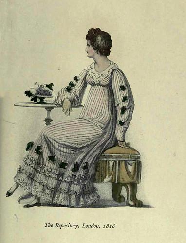 19- Moda principios del XIX