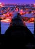 Snow Canon ! (James Whorriskey (Delbert Jackson)) Tags: uk ireland winter snow night canon catchycolours streetlights bogside londonderry northernireland 2009 derry ulster walledcity derrywalls doire impressionsexpressions aroundus jameswhorriskey delbertjackson jameswhoriskey