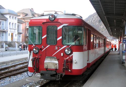 Train Bruges