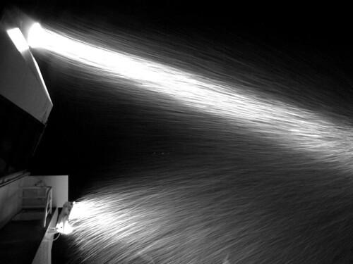 snow searchlight