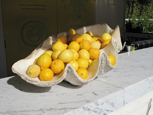 Lemons at the Parker