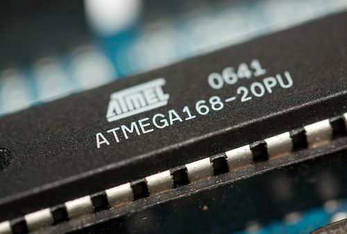 Arduino / ATMega168